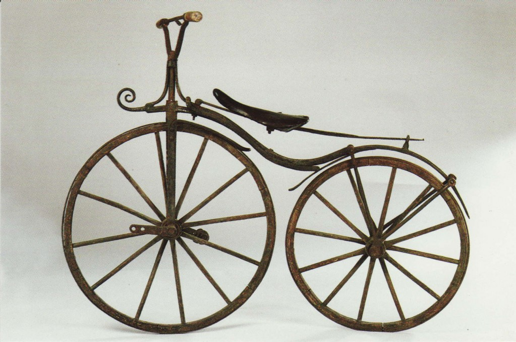 first-bicycle