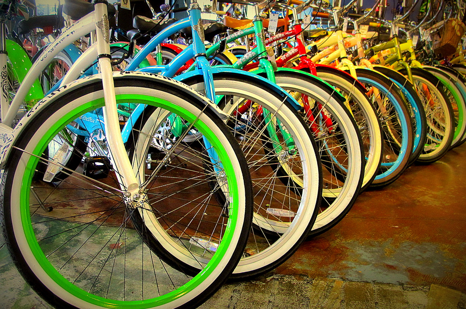 types-of-bicycles